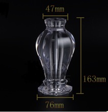 Feet Tea Glass H:163MM