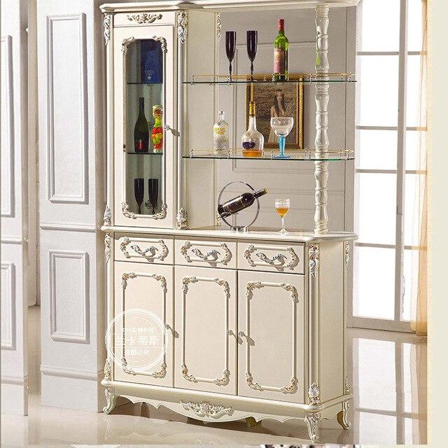 US $2500.0 |Tra l\'ufficio mobile di modo ingresso vetrina europeo mobili in  legno splendidamente scolpito vino in Tra l\'ufficio mobile di modo ...