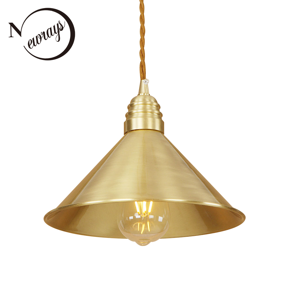 цена на Modern iron painted retro personality pendant lamp 220V E27 LED indoor hanging light fixture restaurant bedroom living room cafe