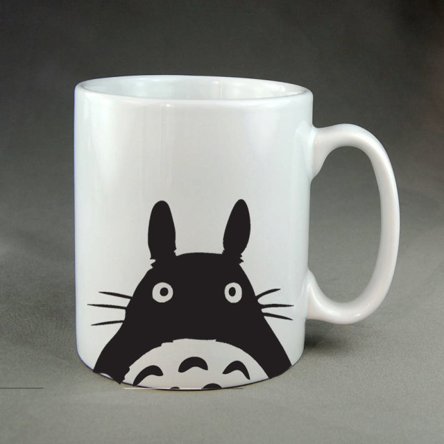 My Neighbor Totoro Coffee Mugs – 18 Theme Styles Available