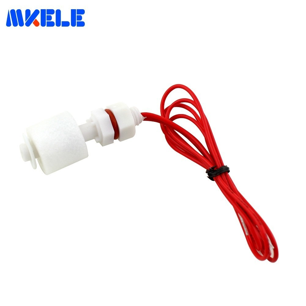 Plastic Liquid Level Float Switch 220v 110V MK PFS3508 No Mercury Liquid Only Use Reed Switch From Makerele in Switches from Lights Lighting
