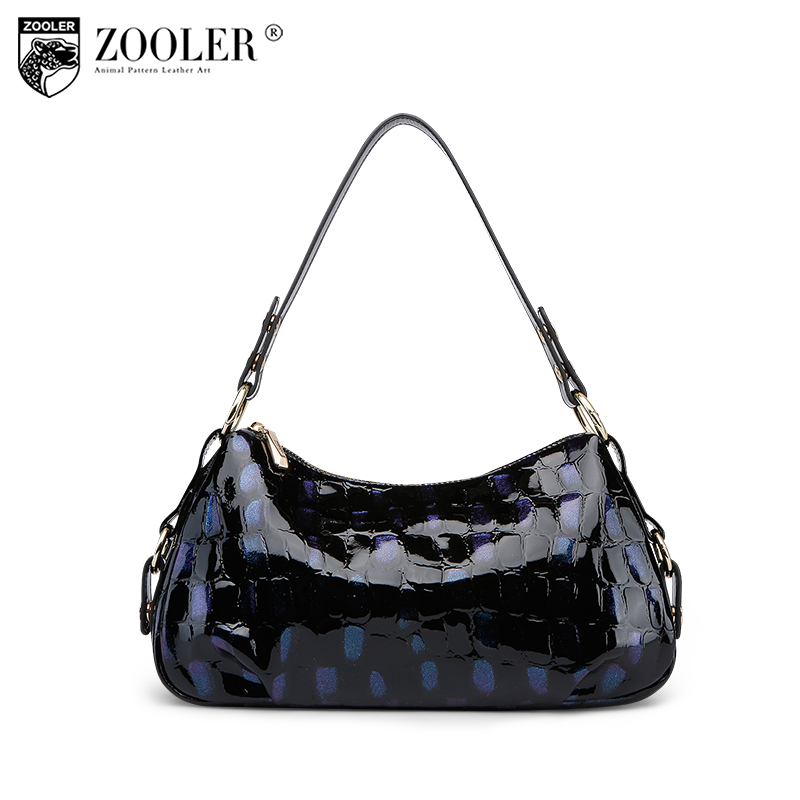 ZOOLER 2018 high quality genuine leather bag luxury handbags women bags designer shoulder bag bolsa feminina#c151 zooler genuine leather bags for women capacity real leather bag luxury casual for lady high quality bags bolsa feminina 2109