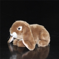 Hanging Ear Rabbit Plush Doll Toys Children Gift Real Life Rabbits Baby Toy Girls And Boys