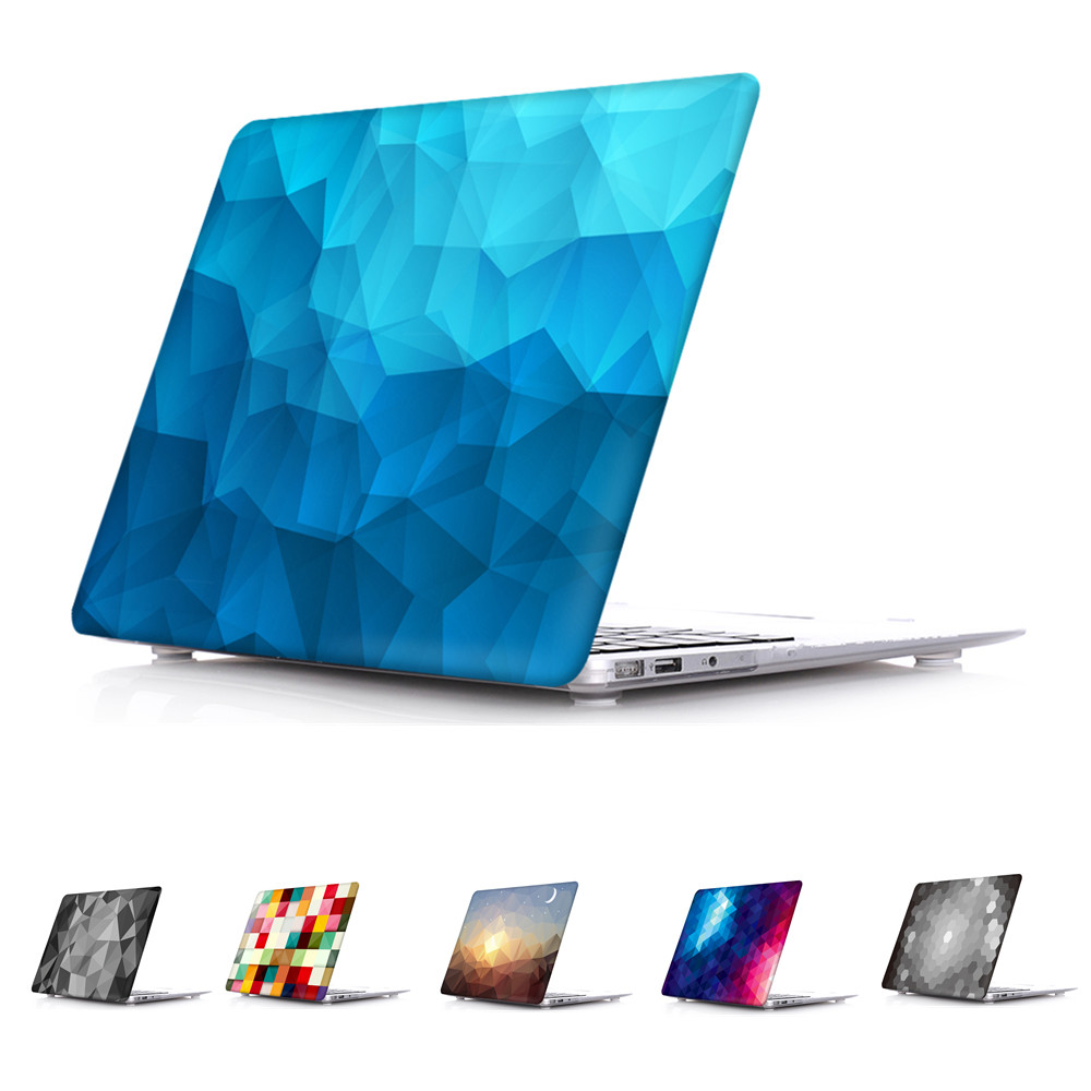 Crystal Geometric Patterns Case For Apple Macbook Air 13 Case Air 11 Pro 13 Retina 12