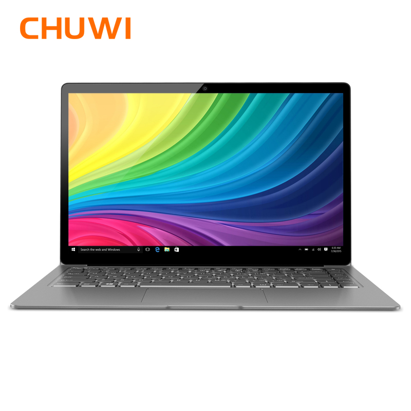 цена на Original CHUWI LapBook Air Laptop Intel Apollo Lake N3450 Quad Core Windows10 8GB RAM 128GB ROM 14.1 Inch M.2 SSD extension
