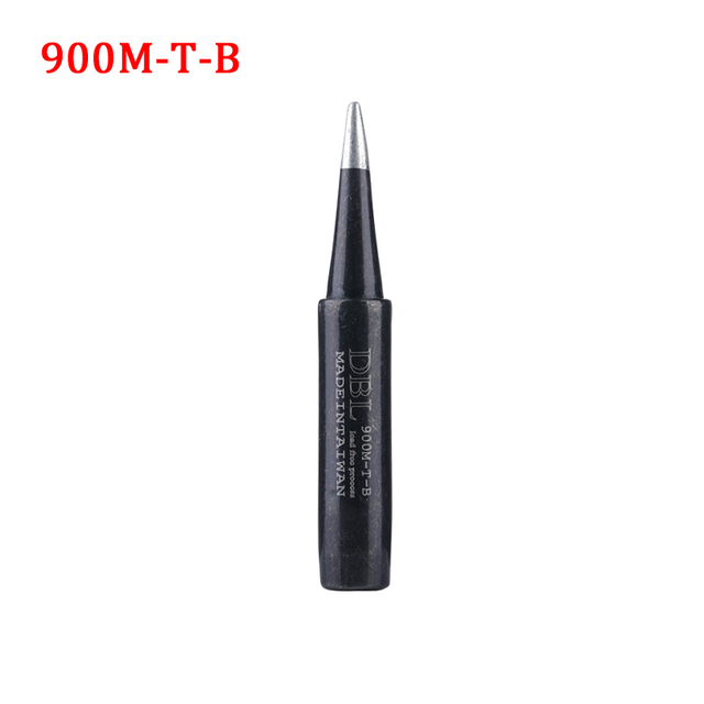 Lead-free Soldering Iron Tip 900M Serise Sting Welding Tools 900M-T-K 900M-T-I 900M-T-IS For 936 Soldering Station 5