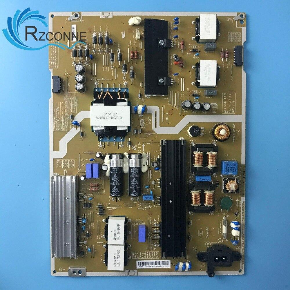 Power Board Card Supply For Samsung 65'' TV BN44-00808D PSLF261S07A UA65KU6200 UA65KU6880J UE65KU6000K UE65MU6105K UN65KU6500F
