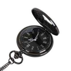 OTOKY 2018 модные карманные часы Винтаж Relogio де bolso Рим Numberal Ретро Reloj bolsillo цепочки и ожерелья дедушка подарки Jan01
