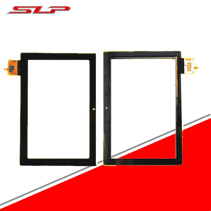 Black Touchscreen for Lenovo for Ideatab S6000 Tablet Pc Touch Screen Digitizer Panel Glass Replacement Free shipping аксессуар чехол lenovo ideatab s6000 g case executive white