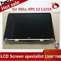 """Бесплатная доставка Высокое качество 13.3 """"ЖК-ЭКРАН для DELL XPS 13 L321X Ultrabook ПОЛНАЯ СБОРКА ДИСПЛЕЙ 1366*768"""
