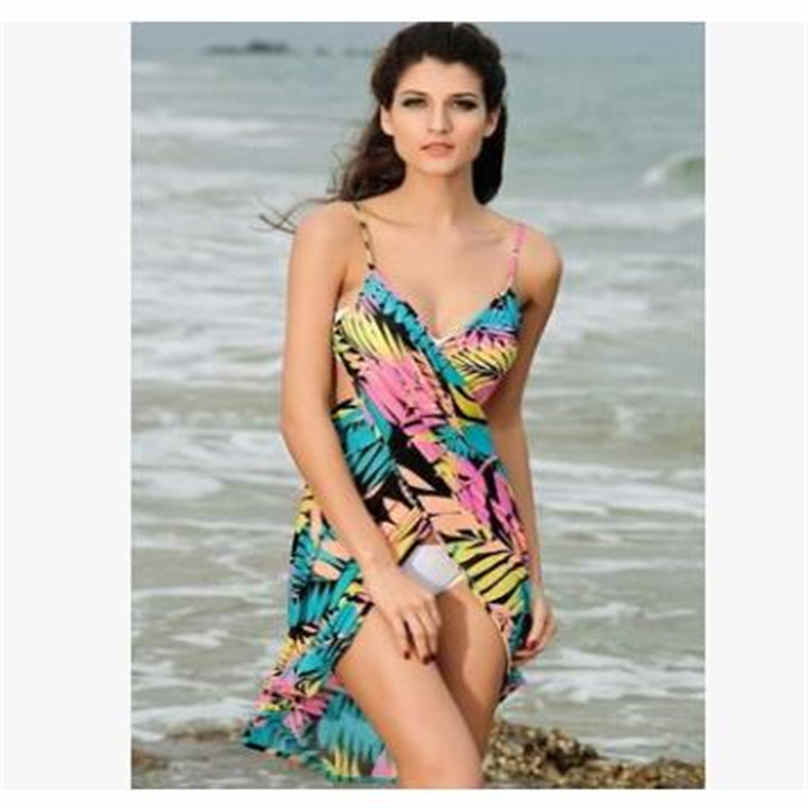 f5c5988652 ... Bathing Suit Bikini Cover Up Summer Dress Chiffon Voile Women Dress  2018 Summer. sku: 32979415847