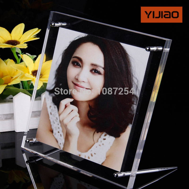 2014 New Style Acrylic Photo Funia Photo Frame-in Frame from Home ...