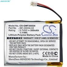 Cameron Sino 300mAh Batterie 361 00034 02 für Garmin Fenix 3, Fenix 3 HR