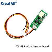 20pcs CA 199 5V to 9V boost constant current board LED go up voltage univeral one lamp inverter board for laptop notebook car