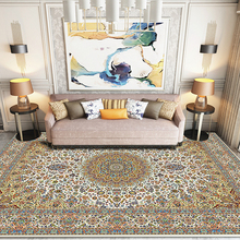 Vintage Persian Style Living Room Rugs And Carpets Big Size American Coffee Table Floor Mat Luxury Modern Home Decoration