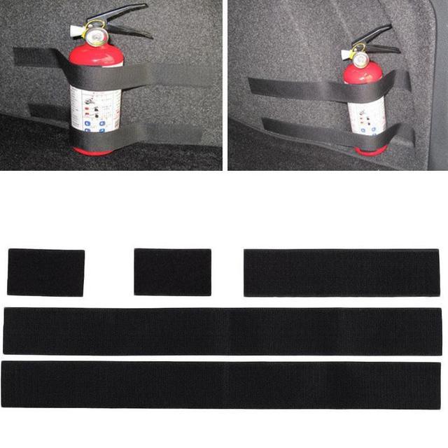 5pcs/set Car Trunk Receive Store Content Bag Storage Network For KIA Toyota Nissan Honda BMW Audi Hyundai Styling Accessories