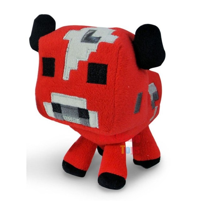 16CM Minecraft Plush Baby Pig plush Toys Creeper Plush