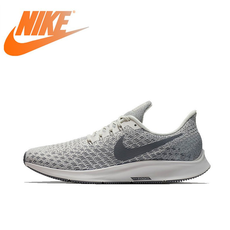 US $70.69 42% OFF|Original Authentic NIKE AIR ZOOM PEGASUS 35 Mens Running Shoes Sport Outdoor Sneakers Designer Footwear 2018 New Arrival 942851 in