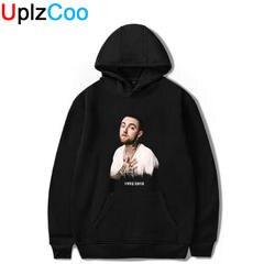 UplzCoo RIP. Mac Миллер толстовки Young Для мужчин Для женщин Мода к поп печати кофты Демисезонный уличной пуловеры OA122