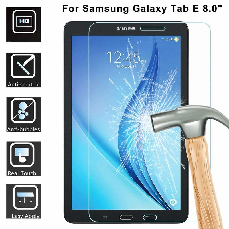 Tempered Glass For Samsung Galaxy Tab E 8.0inch T377 Screen Protector Tab E 8 T377 SM-T377V SM-T375 T375 Tablet Screen Protector