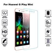 2 шт. закаленное Стекло для huawei G Play Mini Экран протектор из закаленного стекла фильм экран защитный Стекло для huawei G Play Mini CHC-U01 СНС U01