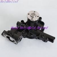 Water Pump Without PIPE for Yanmar 3TNE88 4TNE88 Engine B37V B50 2A B50V VIO50 Free Shipping
