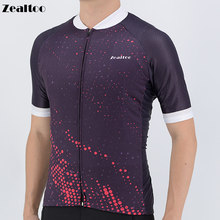 Summer 2019 Pro Mens Cycling Jersey MTB Road Bike Short Sleeve Breathable Cozy Bicycle DH Clothes