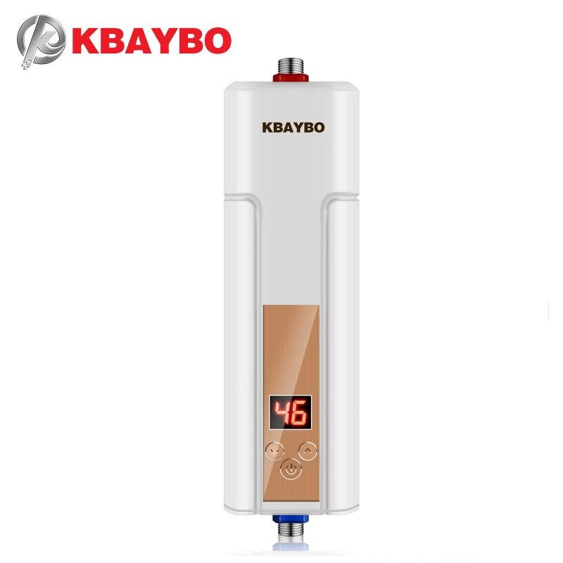 5500 Вт электрический водонагреватель Мгновенный водонагреватель кран водонагреватель A-A89