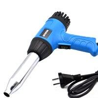 700W CE RoHS Quality Powertemperature Heat Gun Bumper PP PVC Plastic Welding Torch Welding Thermal Duct