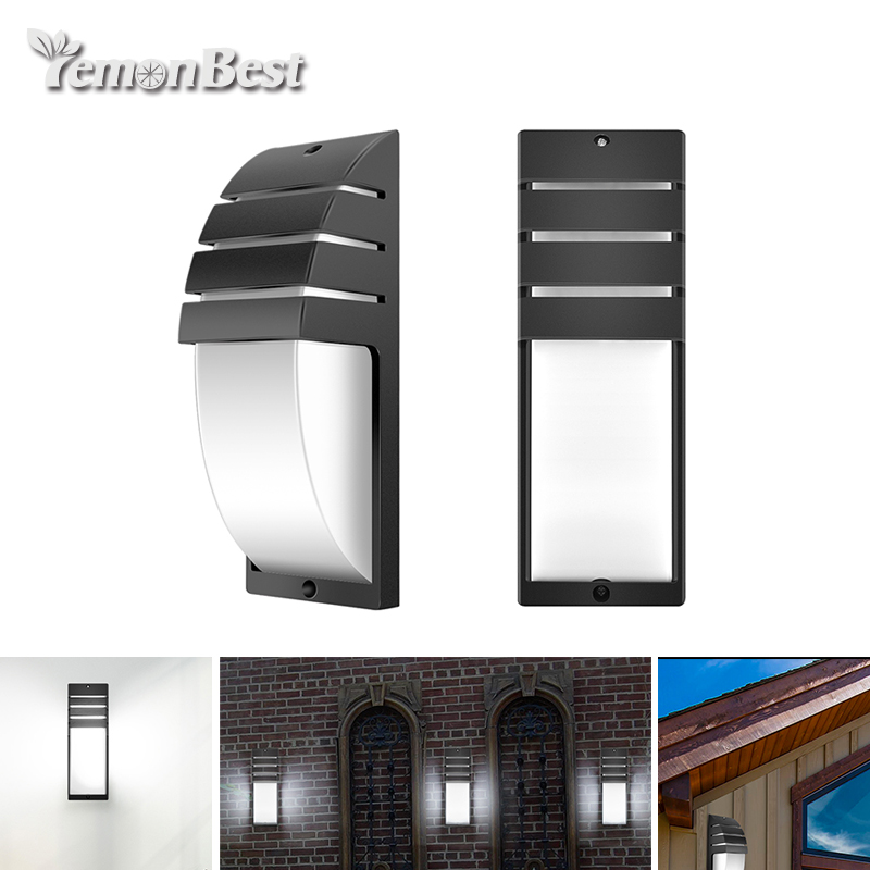 LED COB wall lamp AC 85-265V modern minimalist wall lamp outdoor 8W waterproof IP65 home corridor balcony decorative lights cob square led outdoor wall lamp nordic contemporary and contracted wall lamp corridor lamp exterior balcony wall lamp