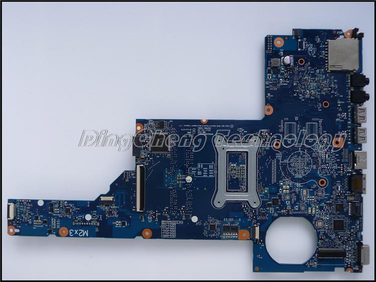 45 days Warranty  laptop Motherboard For hp G6-1000 649288-001 for AMD cpu with integrated graphics card 100% tested 45 days warranty for hp cq62 g62 610161 001 laptop motherboard for amd cpu with ati hd5430 ddr3 integrated graphics card