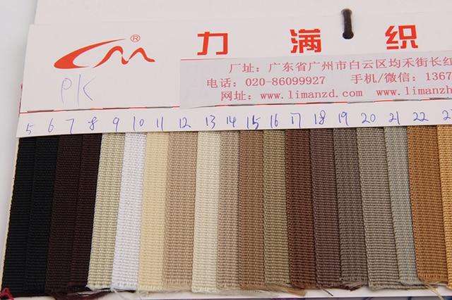 Sangle en pp 32mm 1.25 pouces | Bande en polypropylène bon marché pour sacs