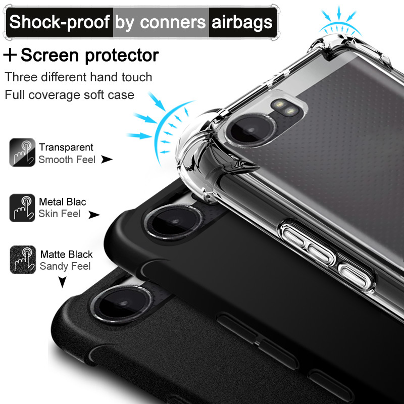 Blackberry Keyone Case With Screen Protector 1