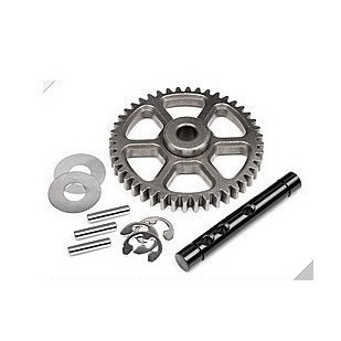 HPI 100905 savage flux 44t central differential gear 4.6 5.9 electric motor driven цена и фото