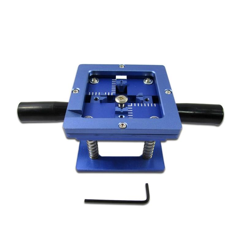 Universal 90*90mm Handle BGA Reballing Reball Station, 90mm stencil Holder Jig ev1234m 2di50b 90