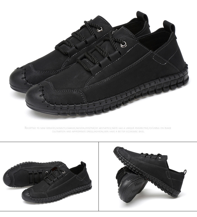 HTB1xM4Xau6sK1RjSsrbq6xbDXXai - 2019 New Fashion Leather Spring Casual Shoes Men's Shoes Handmade Vintage Loafers Men Flats Hot Sale Moccasins Sneakers Big Size