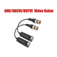 10Pairs High Definition 720P/1080P AHD/HDCVI/HDTVI BNC to UTP Cat5/5e/6 Video Balun Passive Transceivers Transmitter 300m
