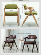 European creative furniture chair South American popular dining table folding stool retail and wholesale free