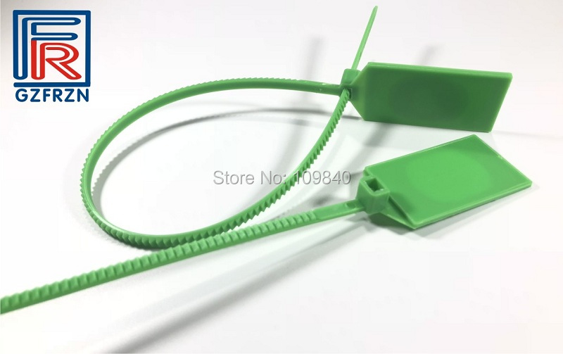 RFID ZIP Tie Cable Label Tag/cards With NTAG213 Plastic Proximity Waterproof NFC Tags 1000pcs