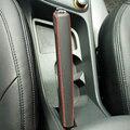 Customed travão de mão de couro genuíno capa para peugeot 307 308