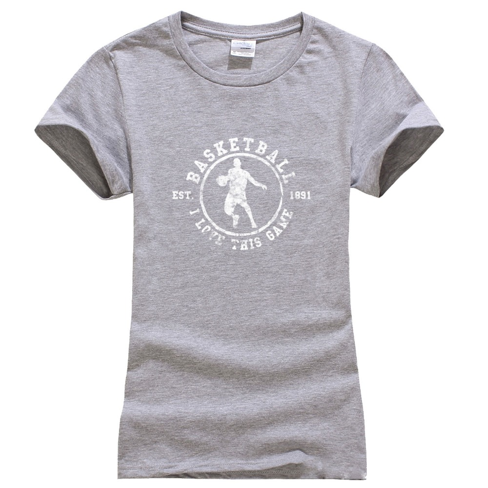 Design t shirt games online - Only4u Online T Shirts Design Neck Basketballer I Love This Game Used Look Retro Short Sleeve