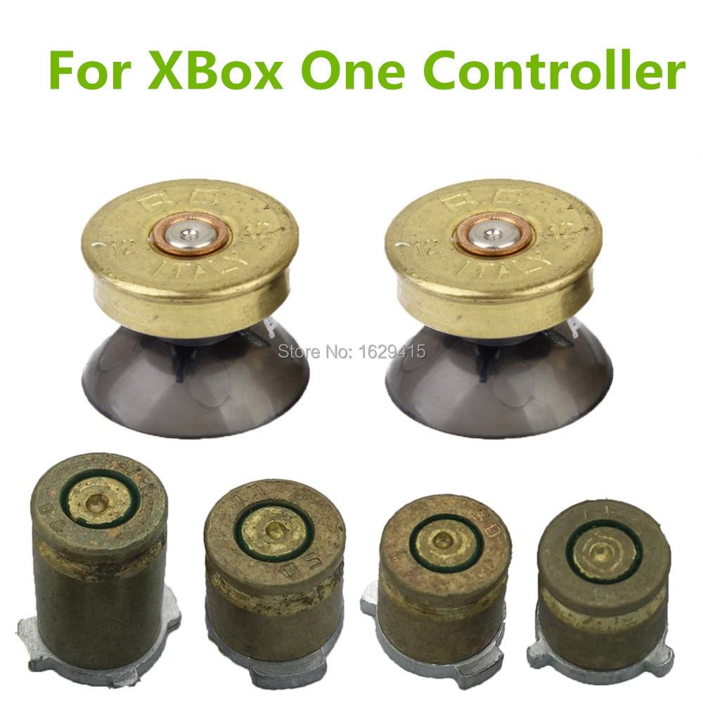 Custom For Microsoft Xbox One S / Elite Controller Gold