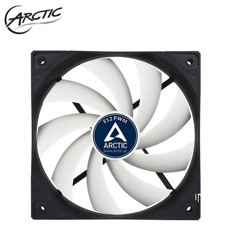 F12 PWM REV.2 ARCTIC CPU radiator/Computer Case 12cm fan 4pin PMW temperature control /4pin adjust 120mm watercooling fans