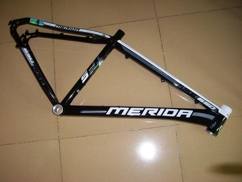 Merida duke 650 Bicycle frame-in Bicycle Frame from Sports ...