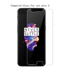 For oneplus 5 glass tempered oneplus 5 screen protector oneplus5 A5000 cover black protective film For one plus 5 glass 5.5