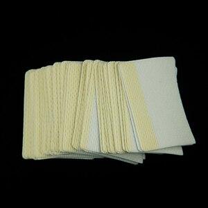 Image 4 - Patch dextension de cils jetable en coton 40 pièces sous les coussinets pour les yeux