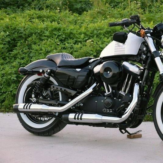 Harley Bar 1200 Davidson Sissy For Custom Pour Sportster Z8kwXNn0OP