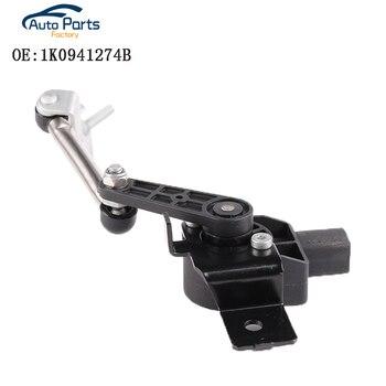 Sensor de nivel genuino con postes delanteros para Volkswagen AUDI Eos Golf R32 G * TI 1K0941274B
