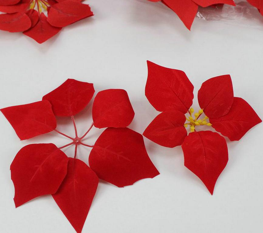 2pcslot artificial flower silk flower poinsettia bud fork 5 new 2pcslot artificial flower silk flower poinsettia bud fork 5 new european small flowers pastoral style simulation flower 7154 in artificial dried flowers mightylinksfo