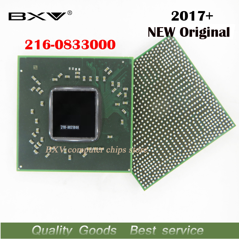 DC 2017 1pcs 100 NEW Original 216 0833000 216 0833000 BGA With Balls Chipset Free Shipping